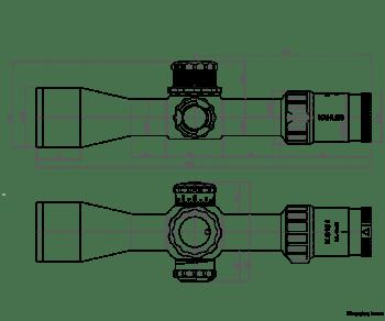 VISOR KAHLES 318i - 11