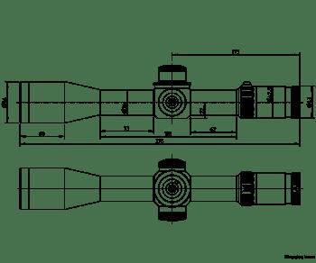 VISOR KAHLES 312i - 4