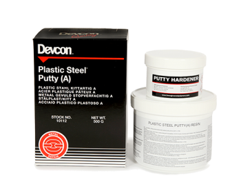 Devcon steel bedding