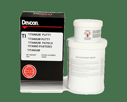 Devcon titanio bedding -