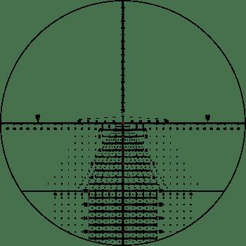 VISOR NIGTFORCE NX8™ 4-32X50 F1 - 4