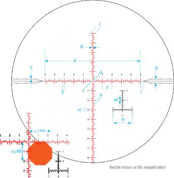 VISOR NIHGTFORCE ATACR™ 7-35×56 - 4