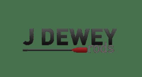 J DEWEY rods