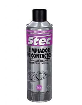 LIMPIA CONTACTOS STEC spray 500 ml