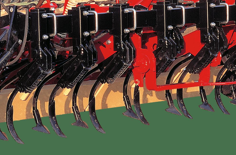 Cultivateur intégré pour EURO
