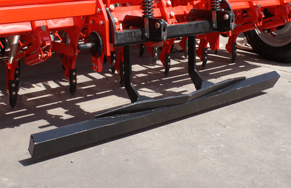 Central bulldozer TRI 194-294