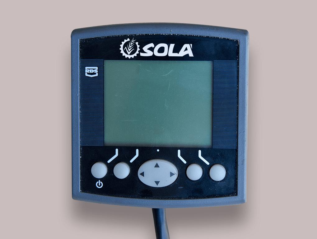 Controlador Artemis PSI RDSI ISOBUS