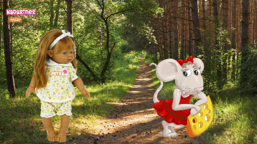 ¿Conoces el cuento de La Ratita Presumida? ¡Petra te lo cuenta!