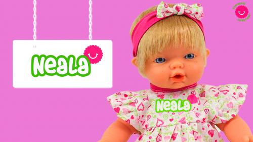 ¡Te presentamos a la muñeca NEALA!