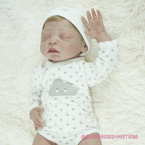 Bebé Reborn Zinny (VENDIDO) - 2