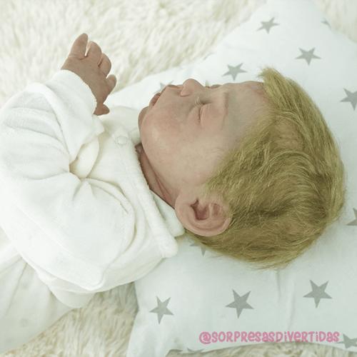Bebé Reborn Zinny (VENDIDO) - 5