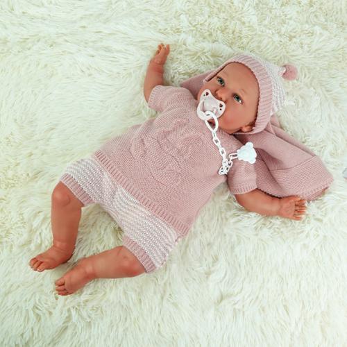Bebé Reborn Daniela - 4