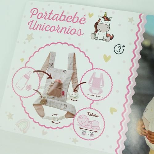 Portabebés Unicornios - 3