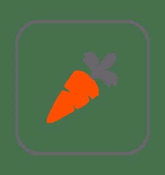Snacks y premios hurones