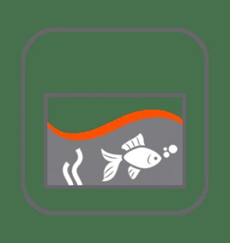 Alimentación peces acuario