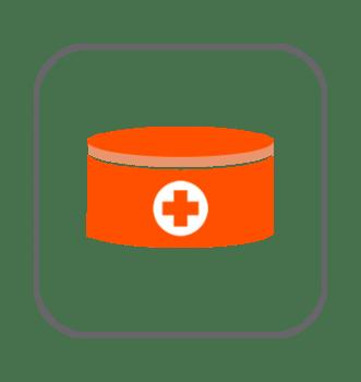 Medicinas peces estanque