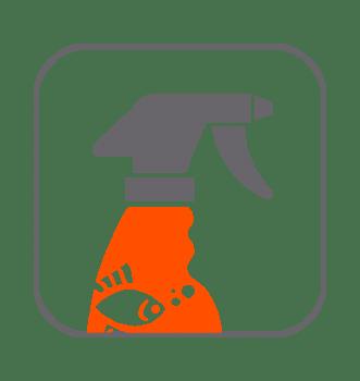 Higiene Peces