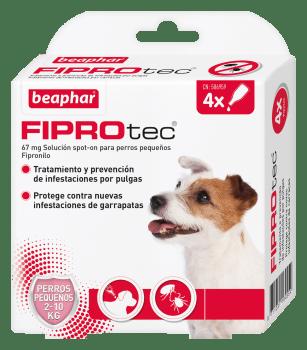 FIPROTEC SPOT ON PERRO PEQ. 2-10KG - 2