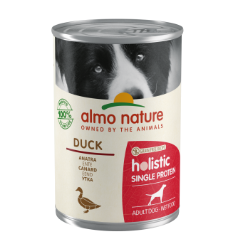 DOG WET HOLISTIC SINGLE PROTEIN PATO