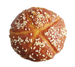 BAKERY BREAD ROLL POLLO - 1
