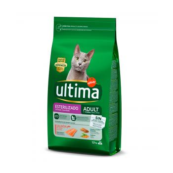 ULTIMA CAT STERILISED SALMON
