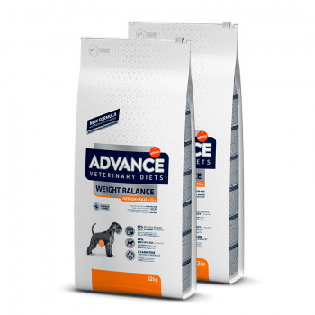 ADVANCE VETERINARY DIET WEIGHT BALANCE