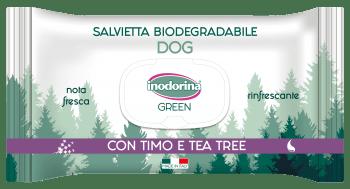 INODORINA GREEN TOALLITAS REFRESCANTES