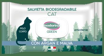 INODORINA GREEN TOALLITAS GATO PELO CORTO