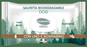 INODORINA GREEN TOALLITAS ILUMINADORAS