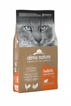 CAT DRY HOLISTIC ADULT POLLO Y PAVO - 3