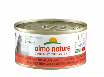 ¡OFERTA! CAT HFC COMPLETE MADE IN ITALY 70G - 2