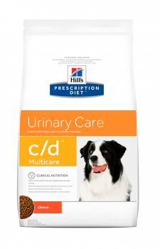 HILL'S PRES. DIET CANINE C/D