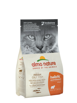 CAT DRY HOLISTIC ADULT PESCADO Y ARROZ