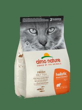 CAT DRY HOLISTIC FRESH ADULT PESCADO Y ARROZ - 2