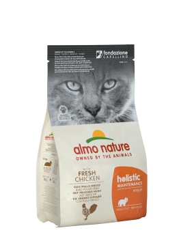 CAT DRY HOLISTIC ADULT POLLO Y ARROZ