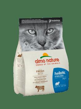CAT DRY HOLISTIC STERILISED VACUNO Y ARROZ - 2
