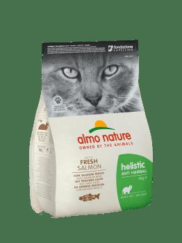 CAT DRY HOLISTIC ANTIHAIRB PESCADO Y PATATA - 2