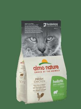 CAT DRY HOLISTIC ANTIHAIRB POLLO Y ARROZ - 1