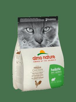 CAT DRY HOLISTIC ANTIHAIRB POLLO Y ARROZ - 2