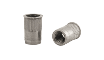 Tuercas remachables de acero inoxidable (caja 50 unidades)