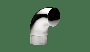 Remate para barandilla inox AISI-316, diámetro 50,8 mm  (Caja indivisible 2 unidades / precio por unidad !!)