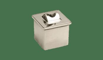 Adaptador para soporte pasamanos barandilla inox AISI-316 (Caja indivisible 2 unidades / precio por unidad!!)