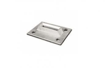 Base suelo inox serie minimal AISI-316 BS-20