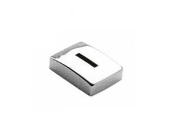 Embellecedor para base suelo serie minimal ref. AV-670 inox AISI-316