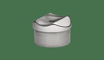 Apoyo tubo bajo para barandilla inox AISI-316 (caja indivisible 2 unidades / precio por unidad!!)
