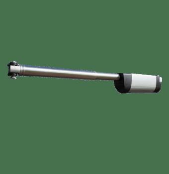 Cierrapuertas hidráulico regulable para puertas batientes exteriores LOCINOX