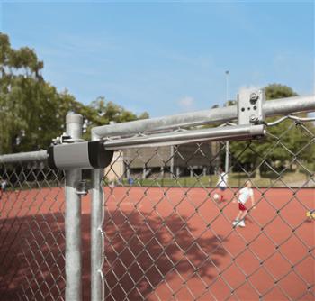 Cierrapuertas hidráulico regulable para puertas batientes exteriores LOCINOX - 2