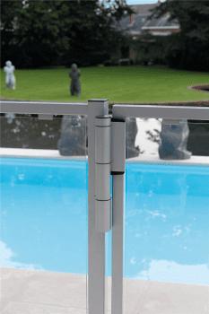 Cierrapuertas hidráulico vertical para puertas batientes de exterior - 1