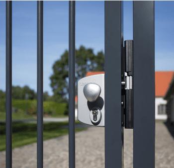 Cerradero eléctrico de sobreponer para puertas batientes LOCINOX - 2