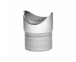Apoyo tubo alto para barandilla inox AISI-316 (caja indivisible 2 unidades / precio por unidad!!)